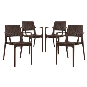 Astute Arm Chair (Set of 4) by Modway