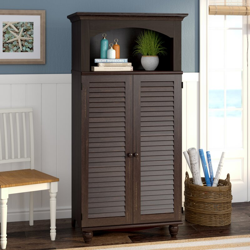 Pinellas Armoire Desk