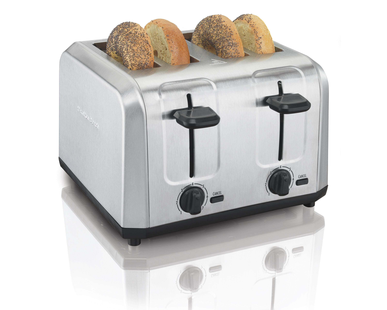 hamilton beach 4 slice toaster reviews wayfair