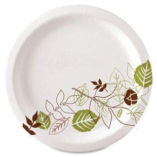 Paper Plate (Set of 500)  sc 1 st  Wayfair & Lenox Paper Plates | Wayfair