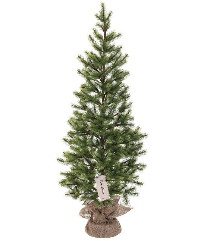 42 green pine trees artificial christmas tree with stand