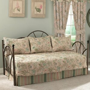 Cape 100 Cotton 5 Piece Twin Daybed Set
