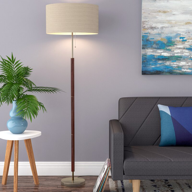 Hyannis 655 floor lamp reviews allmodern hyannis 655 floor lamp mozeypictures Images