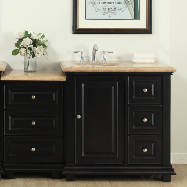 left side sink bathroom vanity left side sink vanity wayfair 23672