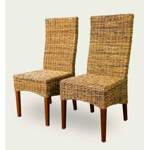 St. Kitts Abaca Side Chair (Set Of 2)