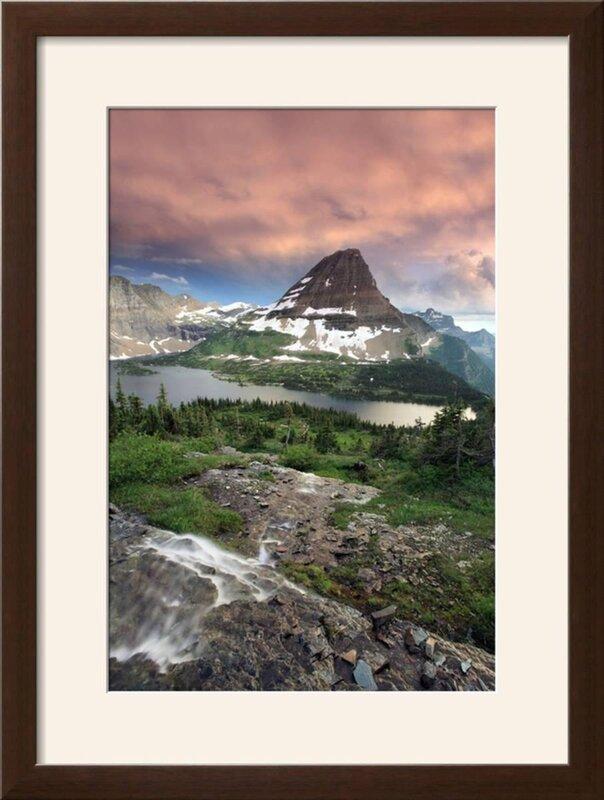 Loon Peak \'Glacier National Park, Montana - Hidden Lake and Bearhat ...