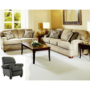 Cristina Configurable Living Room Set by Fleur De Lis Living