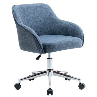 modern contemporary swivel chair without wheels allmodern