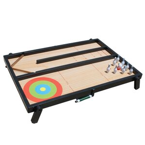4 In 1 Tabletop Multi Game Set