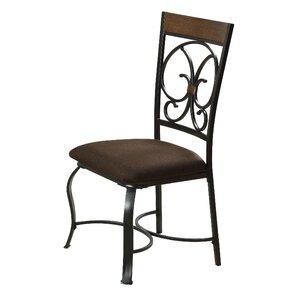 Dora Side Chair (Set of 2) by Fleur De Lis Living