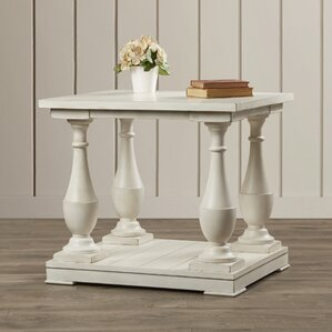 Warwick Sandalfoot End Table by Rosecliff He..