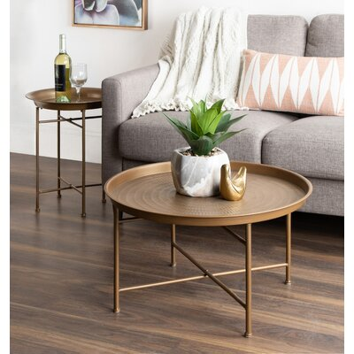 Gold Coffee Tables You Ll Love In 2019 Wayfair