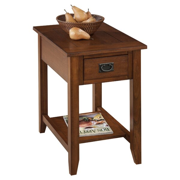 Kinsella Coffee Table: Three Posts Hadley End Table With Storage & Reviews