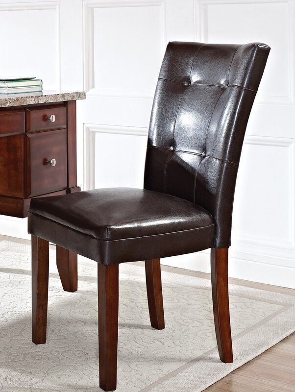 Valholl Parsons Side Chair