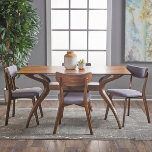 Taurean 5 Piece Dining Set