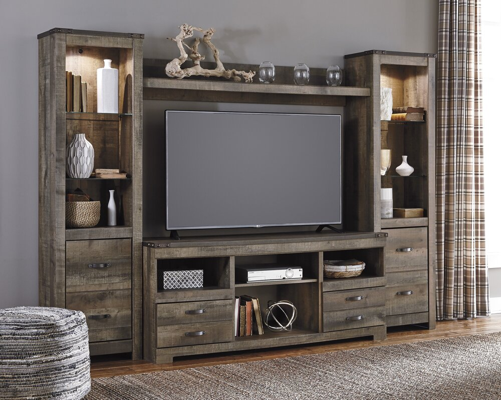 Loon Peak Gage Entertainment Center & Reviews | Wayfair