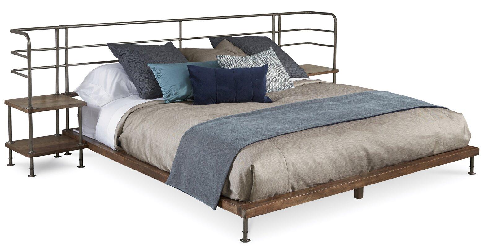 Wayfair Queen Bed Platform Wayfair Canada Queen Bed Frame: Brayden Studio Grogg Platform Bed & Reviews