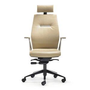 Chefsessel Sedna aus Leder von Mayer Sitzmöbel