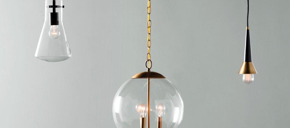 Modern & Contemporary Ceiling Lights | AllModern