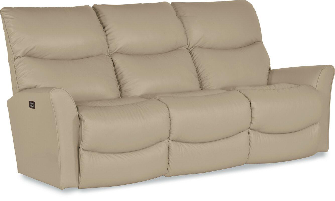 Rowan Leather Power Reclining Sofa
