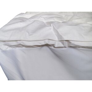 featherbed twin xl mattress pad