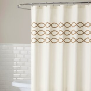 Gridley Cotton Shower Curtain