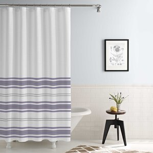 Purple Shower Curtains You\'ll Love | Wayfair