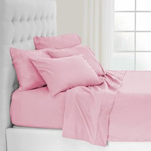 Lovely Fuschia Sheets | Wayfair