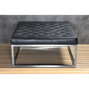 Trever Modern Square Coffee Table