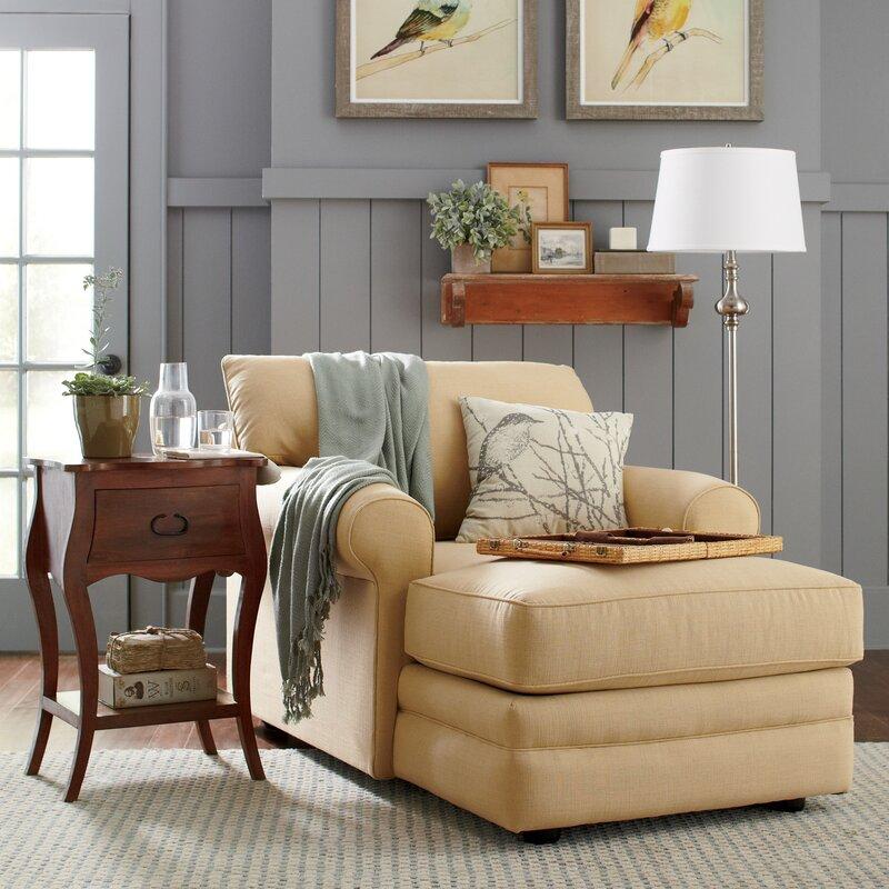 Birch Lane™ Newton Chaise Lounge & Reviews | Birch Lane
