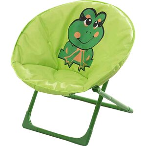 Nathanial Frog Kids Novelty Chair by Zoomie Kids