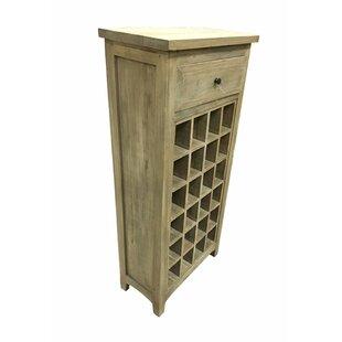 Irvings Classy Cabinet 1 Drawer Floor Wine Rack