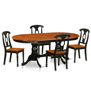 Pilcher Modern 5 Piece Dining Set