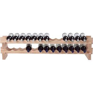 26 Bottle Tabletop Wine Rack by Wine Enthusiast