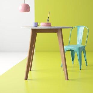 Lanoue Faux Concrete Dining Table