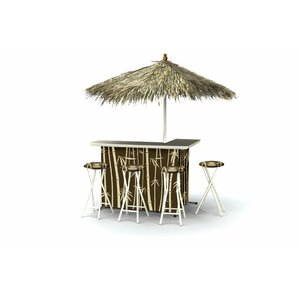 Tiki Bar Set