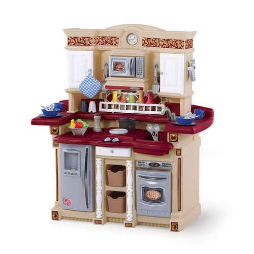 Step2 LifeStyle 33 Piece Party Time Kitchen Set & Reviews | Wayfair
