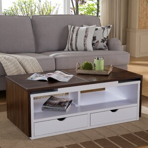 Lisle Moby Coffee Table by Brayden Studio