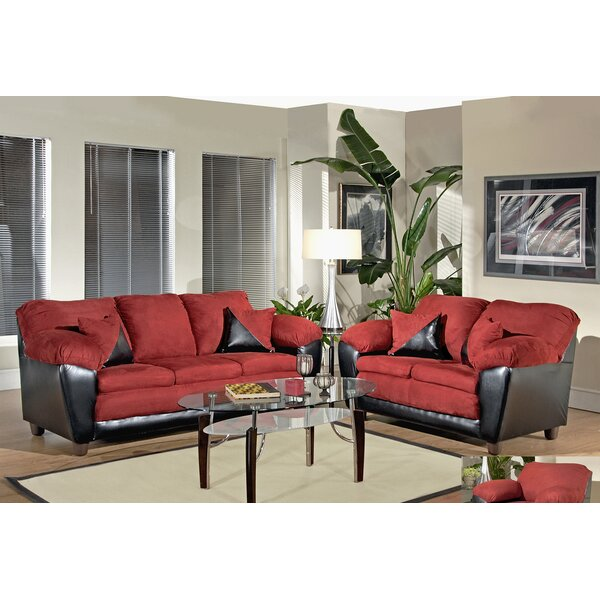 Piedmont Furniture Brooklyn Configurable Living Room Set U0026 Reviews | Wayfair