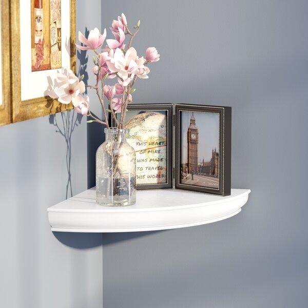 Sensational Corner Shelf Floating Wayfair Download Free Architecture Designs Lukepmadebymaigaardcom