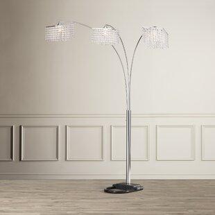 Tree floor lamps youll love wayfair kalista 97 tree floor lamp aloadofball Gallery