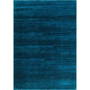 Blue And Turquoise Area Rug Wayfair