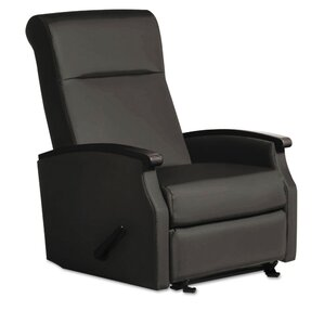 Contract Florin Leather Manual Lift Assist Recliner by La-Z-Boy