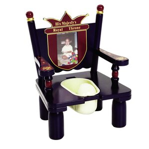 His Majesty's Throne Prince Kids Desk Chair by Levels of Discovery