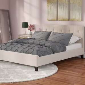 brookby place upholstered platform bed