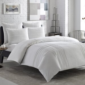 Modern Textured Duvet Covers + Sets | AllModern : modern quilt cover sets - Adamdwight.com