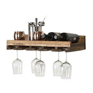 wall mounted wine glass rack. Oconner Wall Mounted Wine Glass Rack T