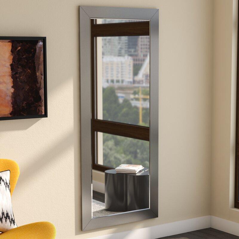 Zipcode Design Nigel Wide Full Length Beveled Body Mirror ...