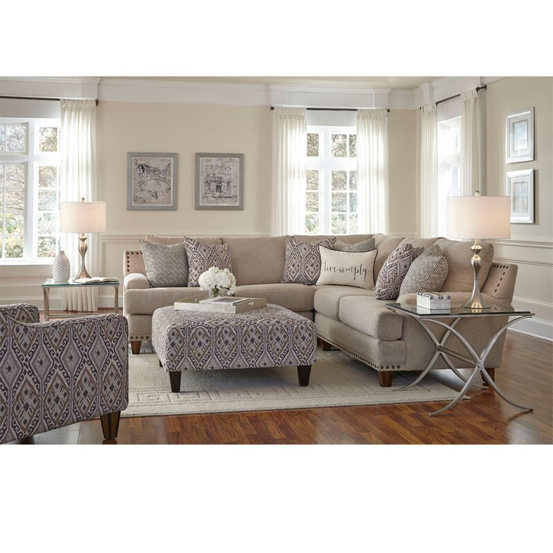 fabric sofa beige sectional