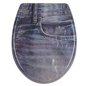 WC-Sitz Jeans von Nicol